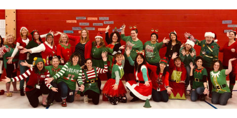 Dress Like an Elf Event a Success