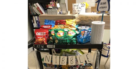 Atwood Nibble Cart Benefits Families in Need