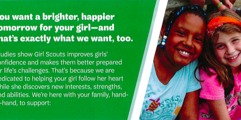 Girl Scout Info