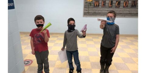 Atwood Paper Airplane Champs